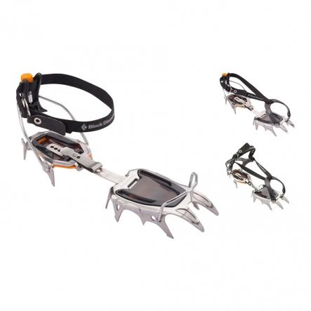 Ramponi attrezzatura da arrampicata negozio alpinismo in provincia di Cueno e Alba - Ramponi Black Diamond Serac Crampon.